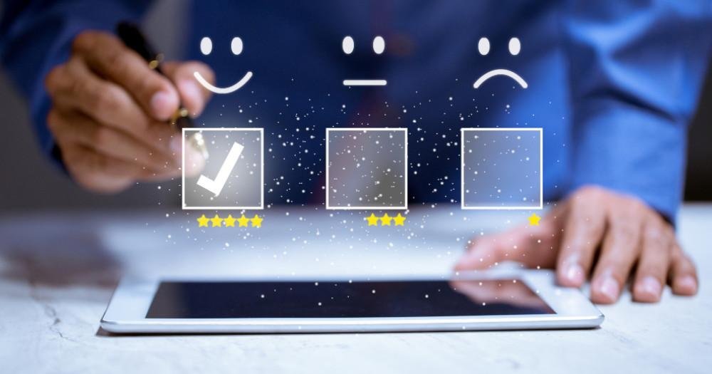Social Channels & Client Rating Software