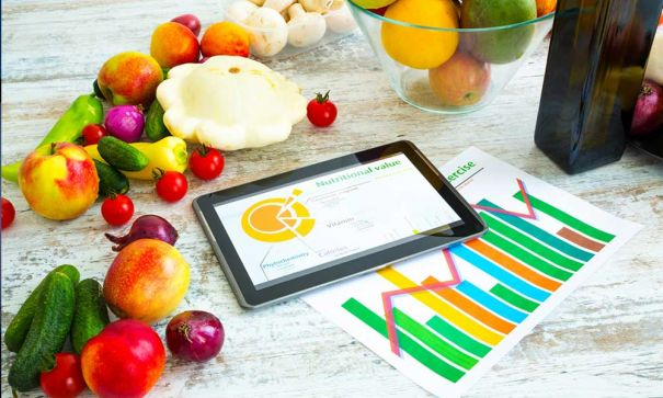 Access a Prebuilt Library of Global Food Items with Calories and Nutrients on your smartphone - 2