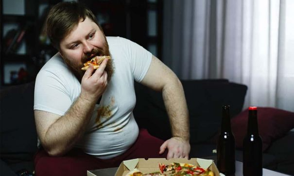 Alcohol Abuse and Weight Gain Can Make You Ill - 2