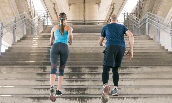 Benefits of Stair Climbing Exercises - 2