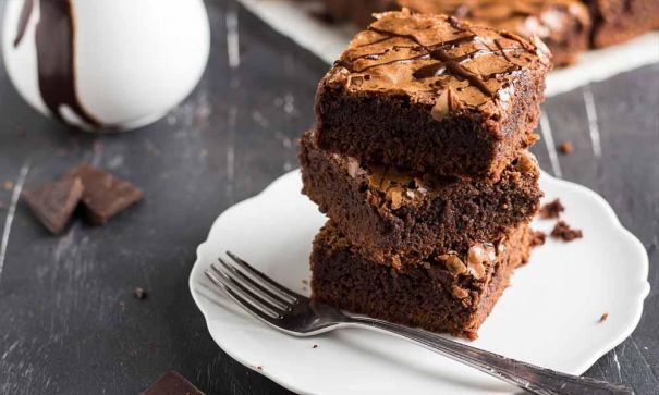 Black Bean Brownies - 2