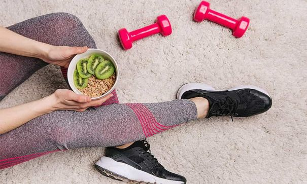 Boost Gut Health 3x With These Core Toning Exercises And Foods - 2