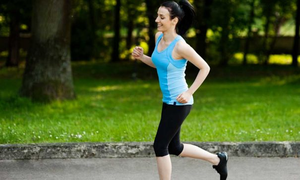 Burn Fat Faster By Running And Jogging Every Day - 2