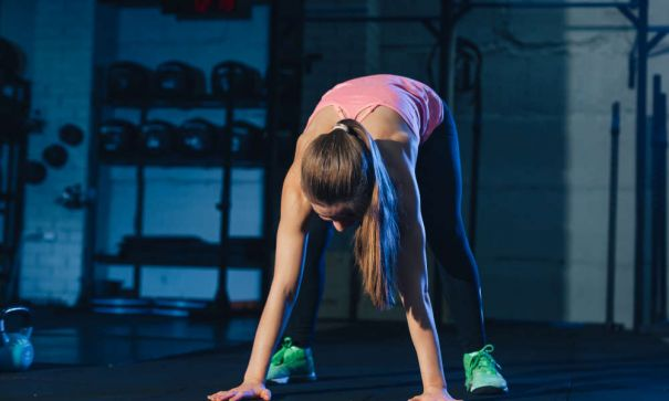 Burpees For Instant Weight Loss! - 2