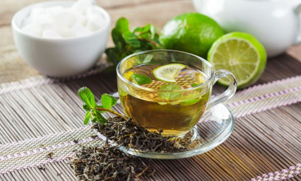 Drink Unbroken Green Tea Leaves. Your Liver Will Thank You For It!