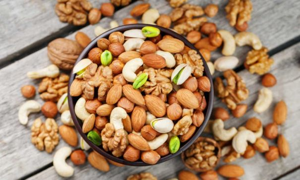 Eat Nuts For Weight Loss With An Amazing Recipe - 2