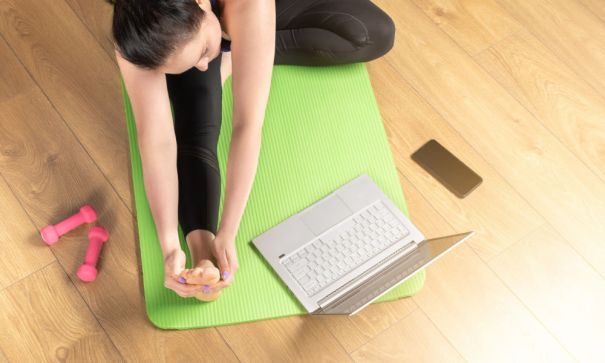 Go Online And Start An Online Personal Training Business