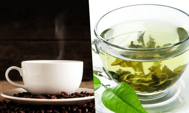Green Tea vs Coffee What are the pros and cons of both drinks - MevoFit Blog | mevofit.com