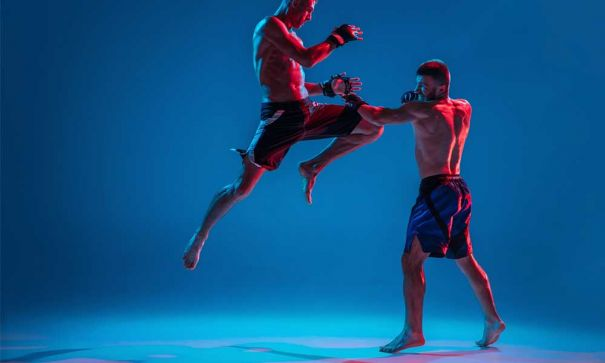 kickboxing workouts at home for beginners