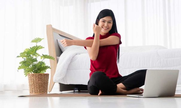 Let an Online Expert Show You How to Do Yoga the RIGHT way! - 2