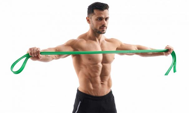 Resistance band workouts for men and women - 2