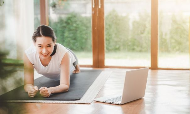 Stay Fit With an Online Personal Trainer