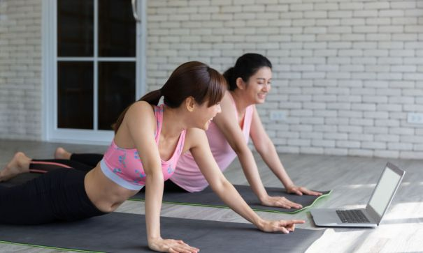 Stream Your Fitness Training Classes Live On Your Phone