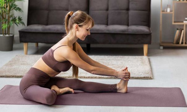the importance of stretching for fitness exercises and weight loss