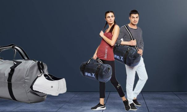 Top 5 Gym Bags In India With A Shoe Compartment - 2