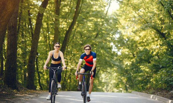 Weight Loss Do Healthy Eating Habits and Cycling Go Together? - 2