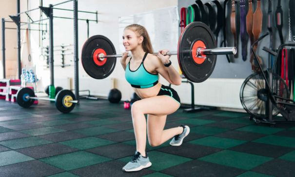 Weight training For Women - 2