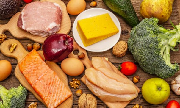 What is the recommended daily dose of vitamins, proteins, and carbs for you? - 2