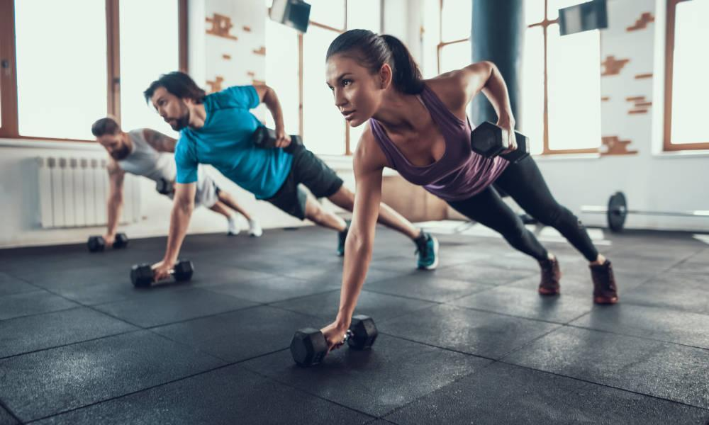 A Combination of Cardio & Strength for Weight Loss