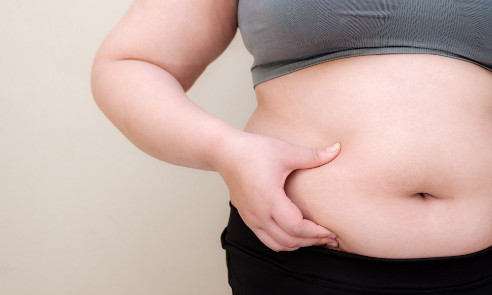 A list of hormonal weight gain symptoms