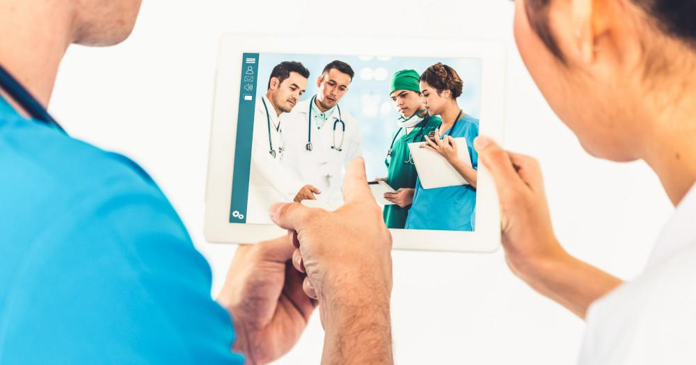 An app-based Virtual Healthcare experience is like nothing else!