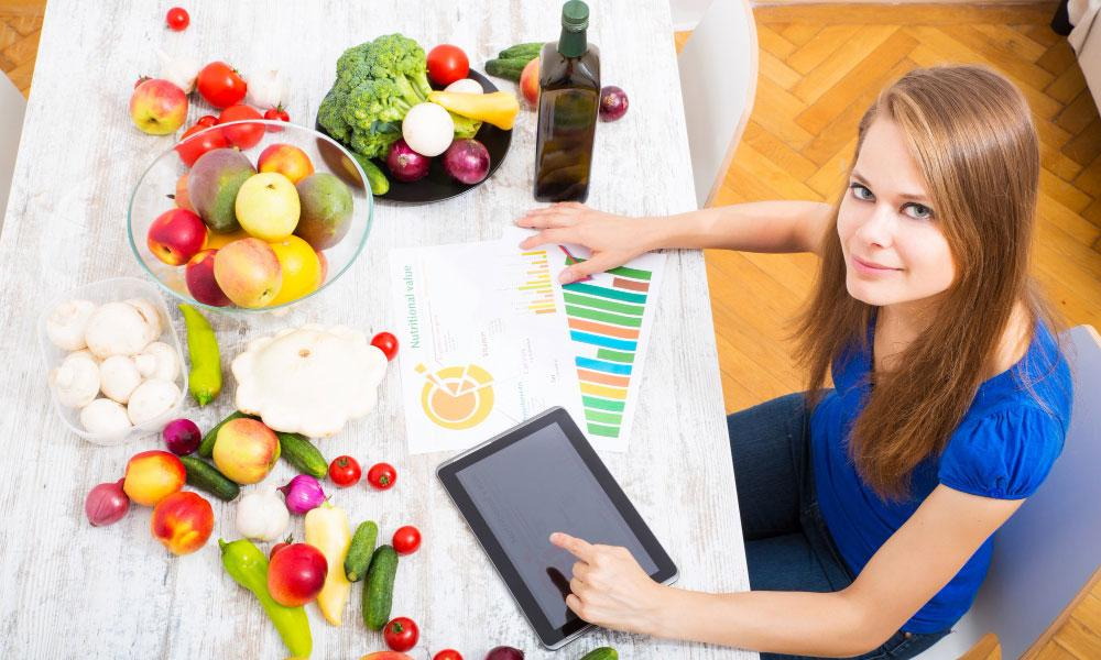 Access a Prebuilt Library of Global Food Items with Calories & Nutrients on your smartphone - 3