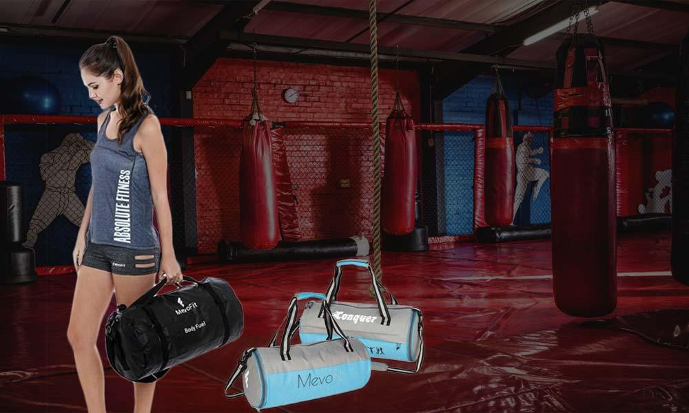 Benefits of using gym duffel bags