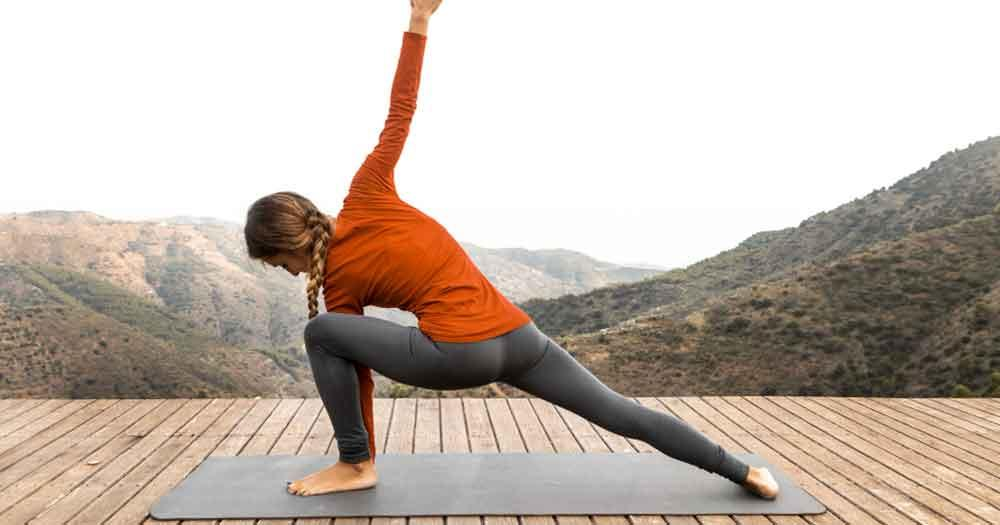Benefits of Yoga (and other forms of meditation like Zen)