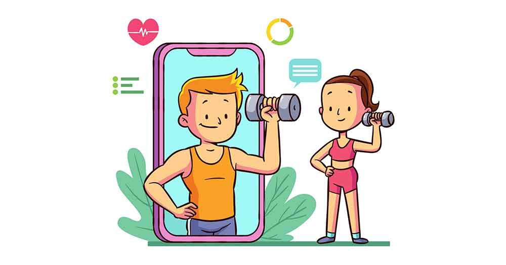 Best live online fitness training sessions