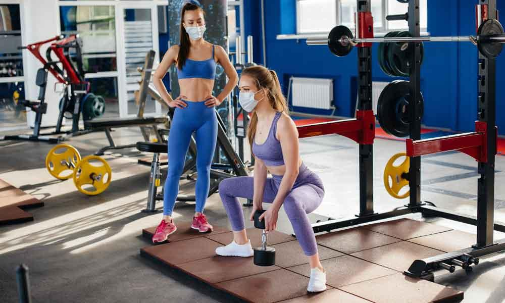 Cardio and strength training for weight loss