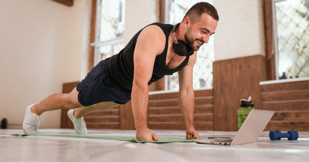 Connect with your clients virtually for fitness training