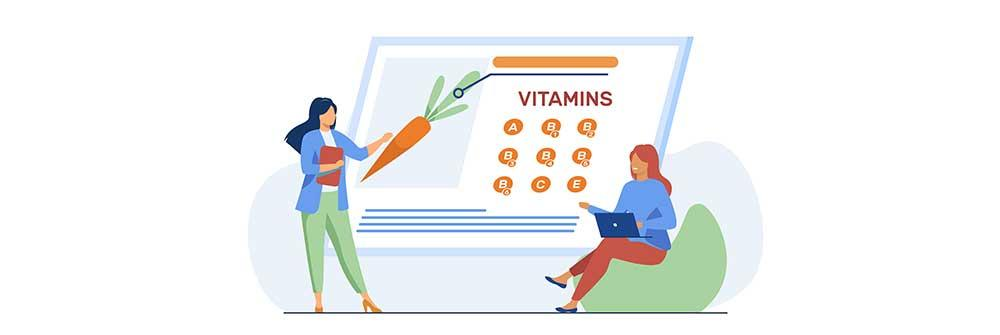 Consulting an online nutritionist or dietitian for a healthy diet