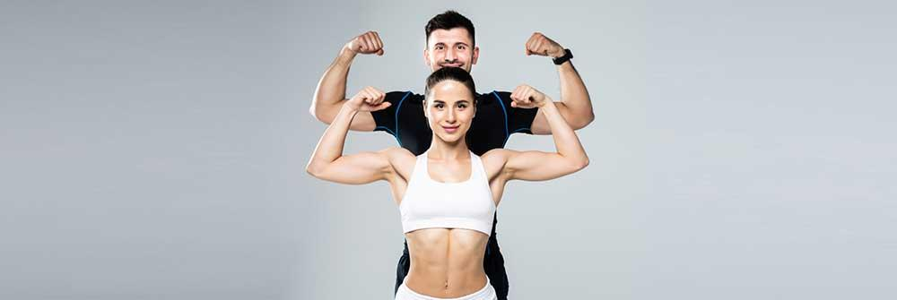consulting and working with fitness experts for weight loss