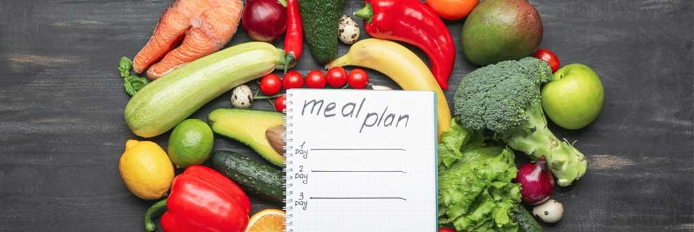 daily nutritional meal plan for beginners