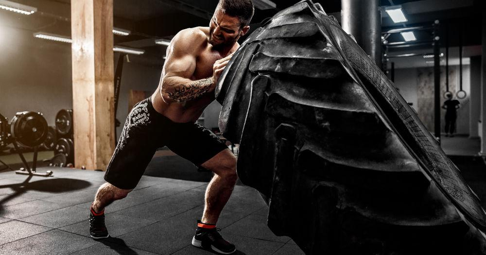 DOES STRENGTH TRAINING WORK FOR ALL