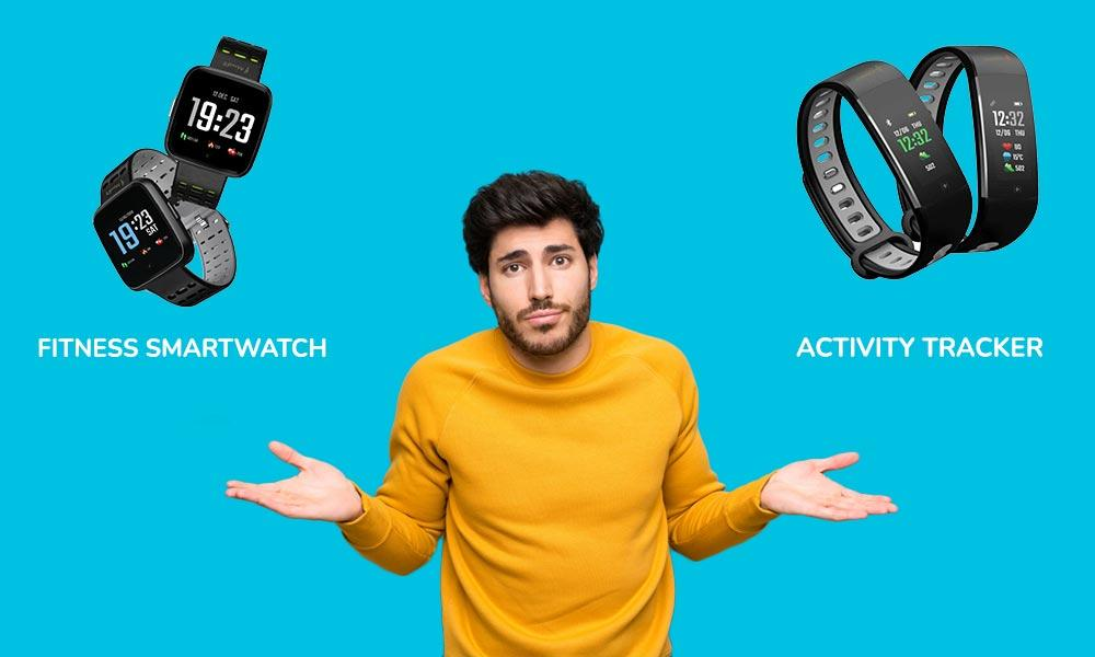 Fitness Smartwatch or Activity Tracker Which is better?