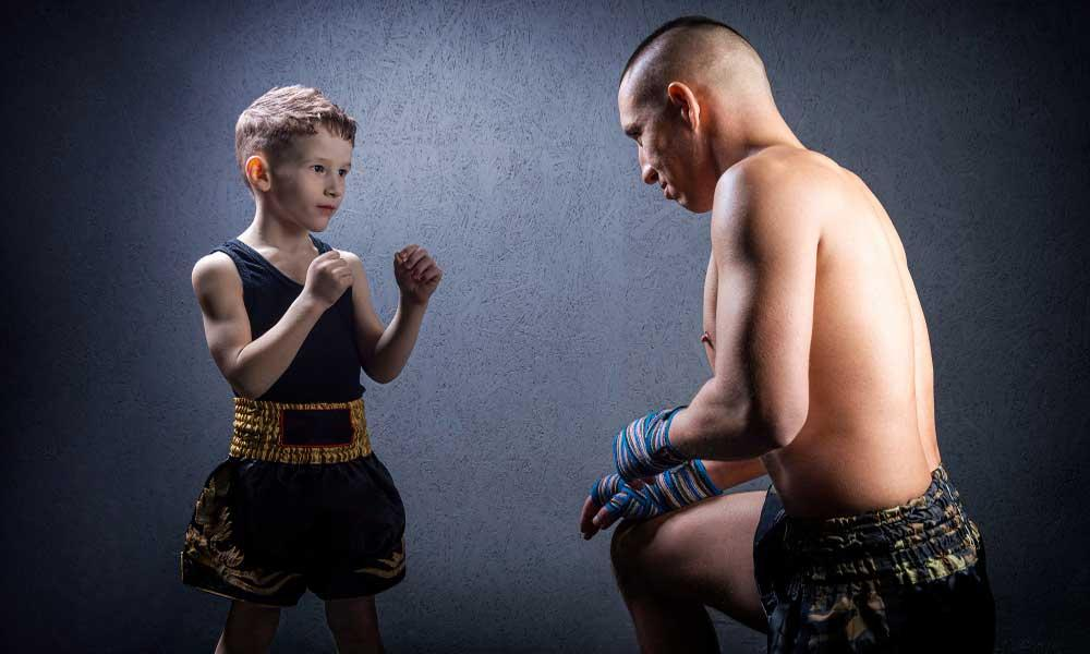 free online guide to learn kickboxing exercises for beginners