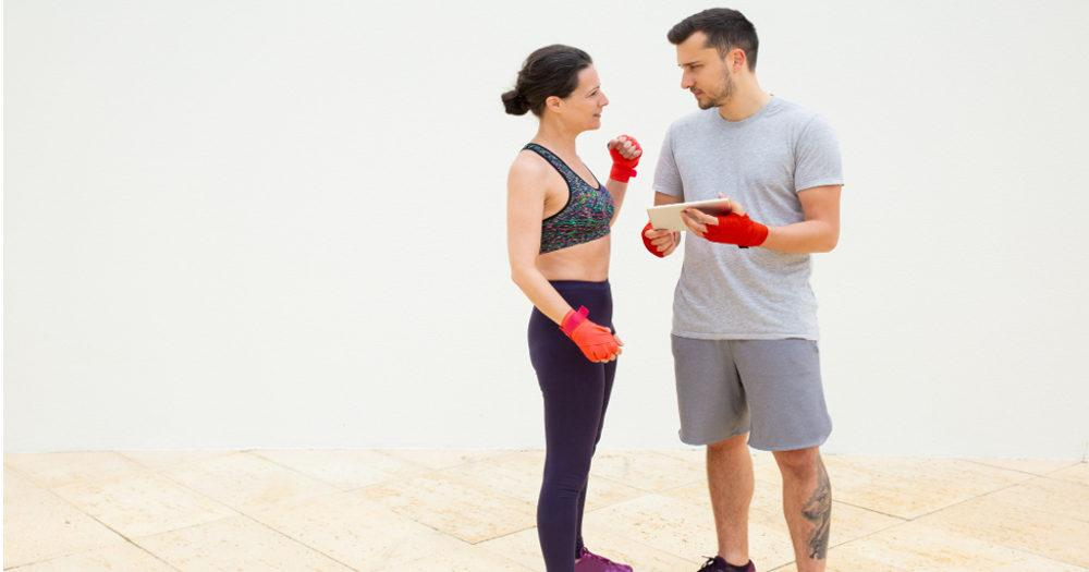 Full body workout plan for men and women