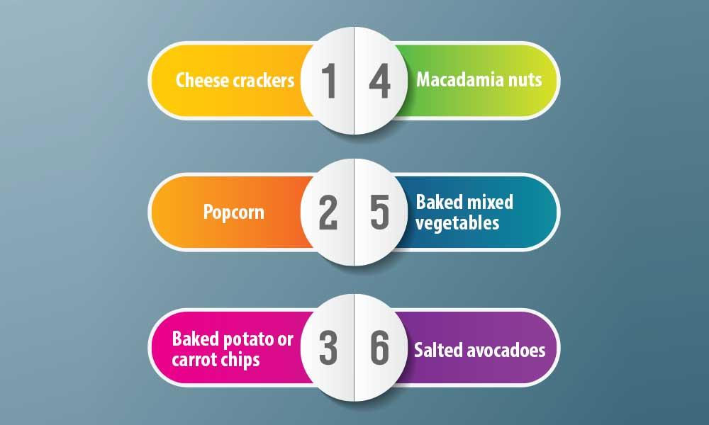 healthy homemade snacks for late-night food cravings