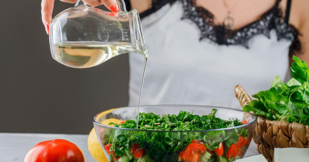 Healthy Salad Dressing Recipes with Low Calories to Boost Weight Loss