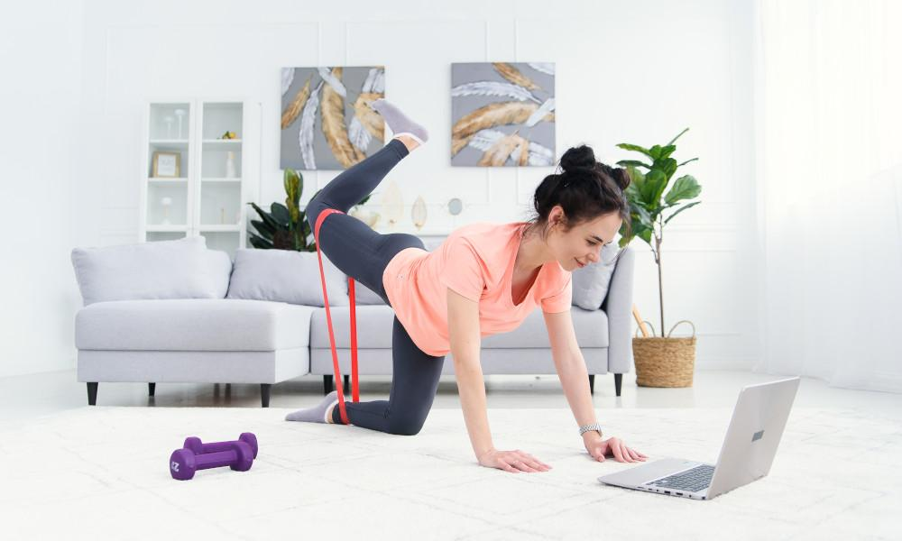 Home Workouts With On-demand Virtual Fitness Service