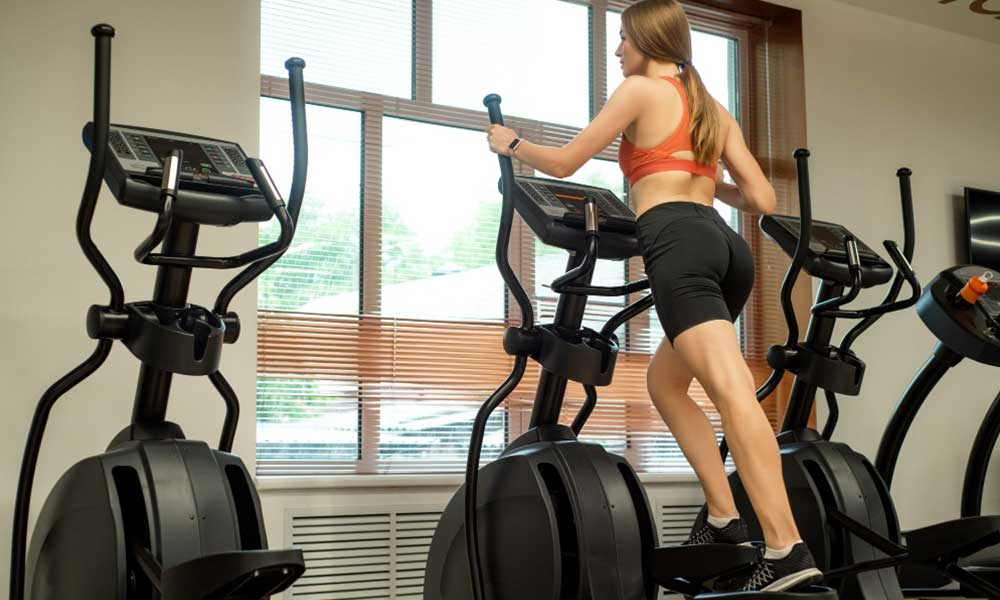 How long should I work out on an elliptical