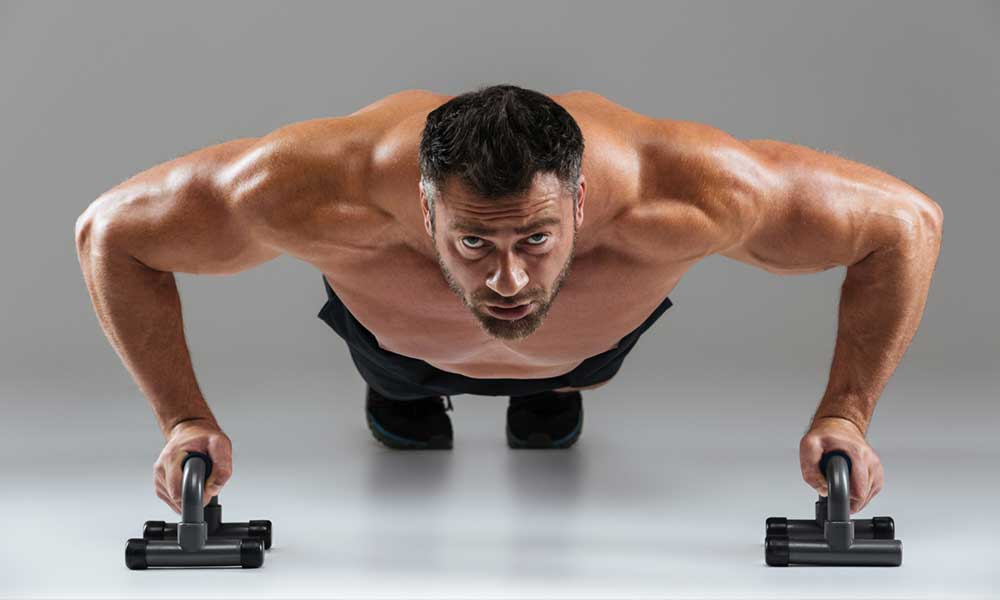 how to do pushups at home without dumbbells?