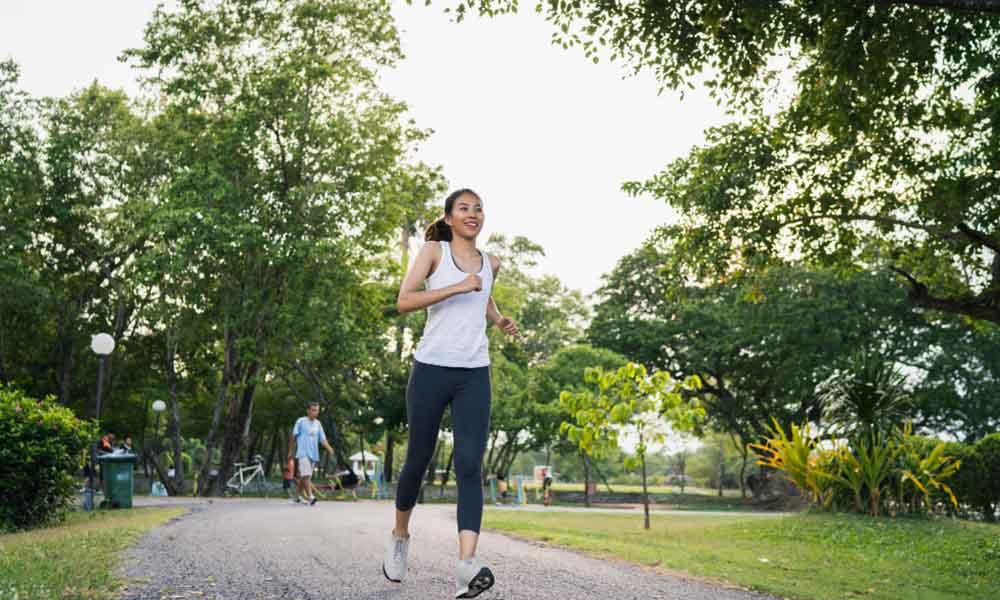 How to jog the right way?