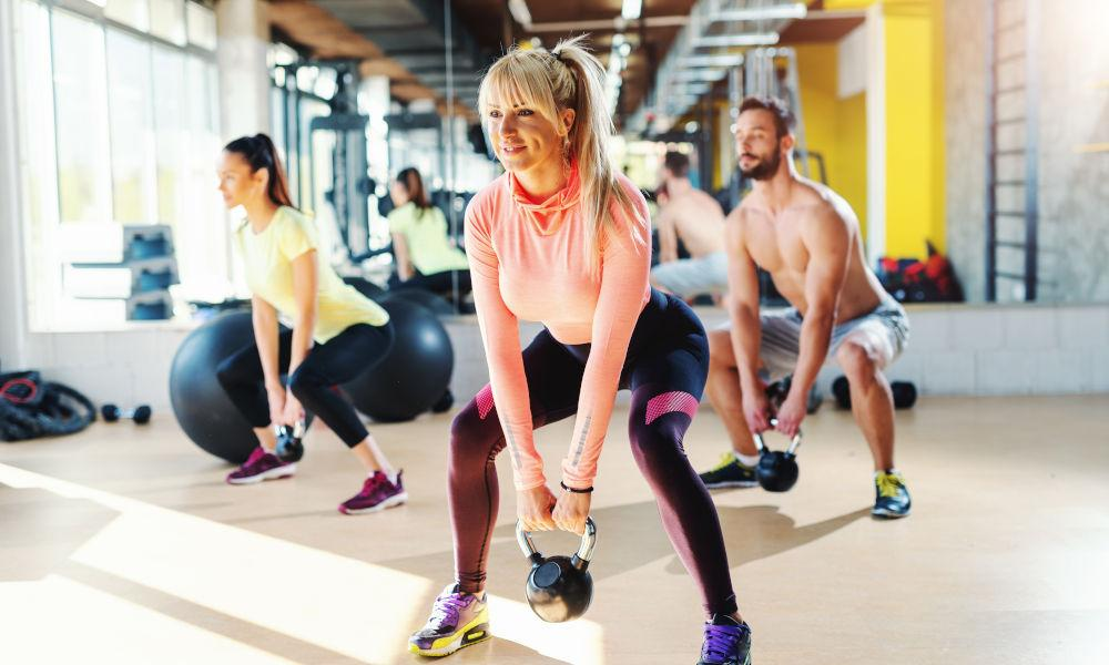 How to Lose Weight using Kettlebells