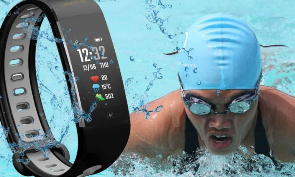 How To Plan Fitness Training From Fitness Band For Swimmers?
