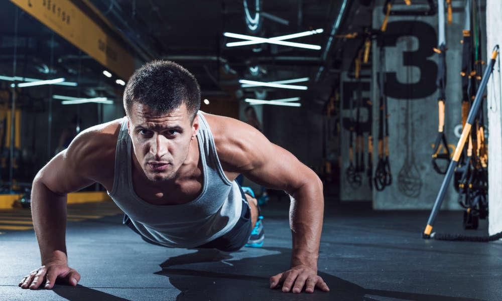 How to do a workout challenge with no equipment in 30 days?
