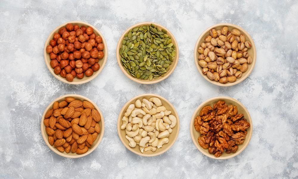 It s time for nuts & seeds