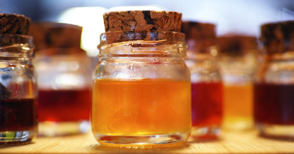 Maple syrup contains antioxidants