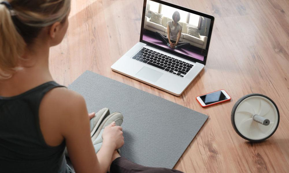Mevolife's Software For Online Fitness Classes